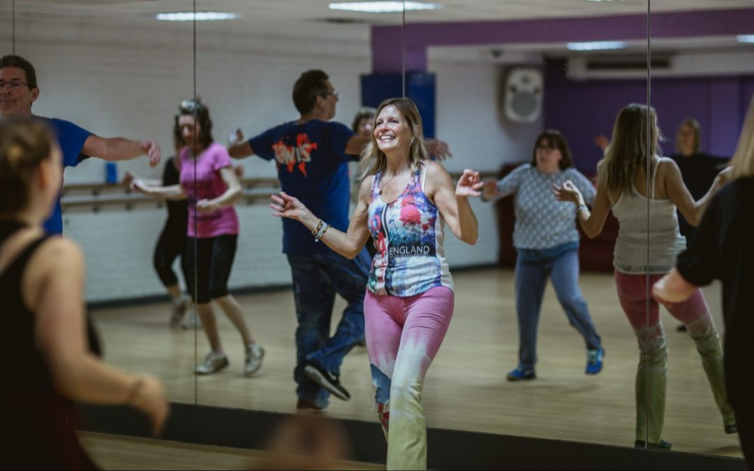 Live Streaming Dance Classes with Salsa y Sol, Winchester