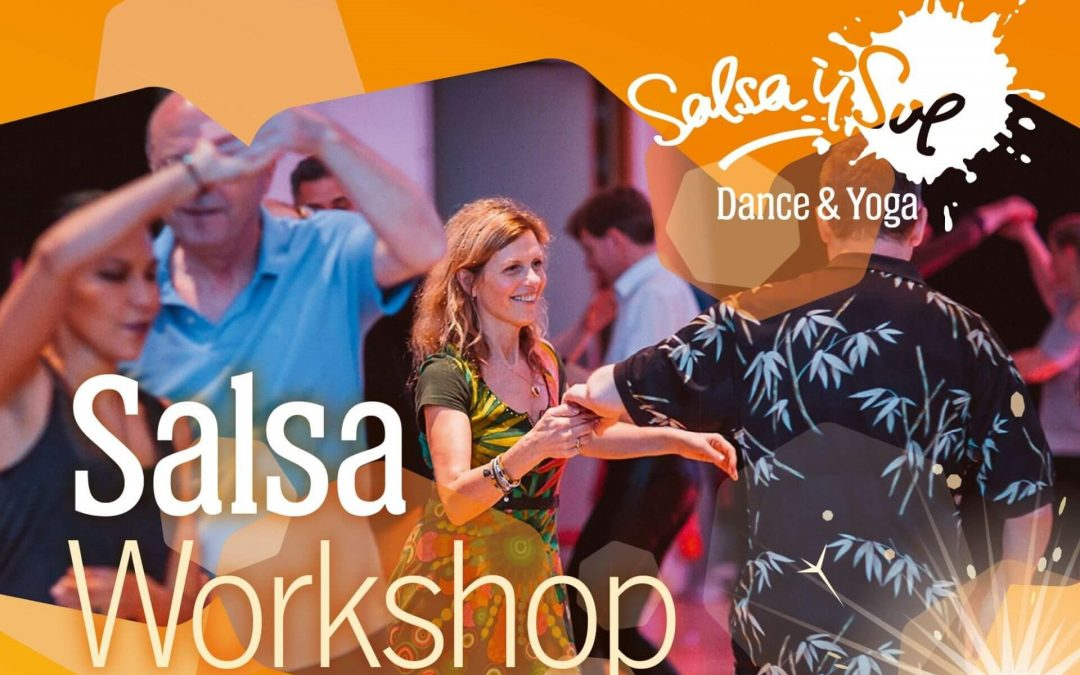 Salsa dancing for beginners: why attend a workshop?