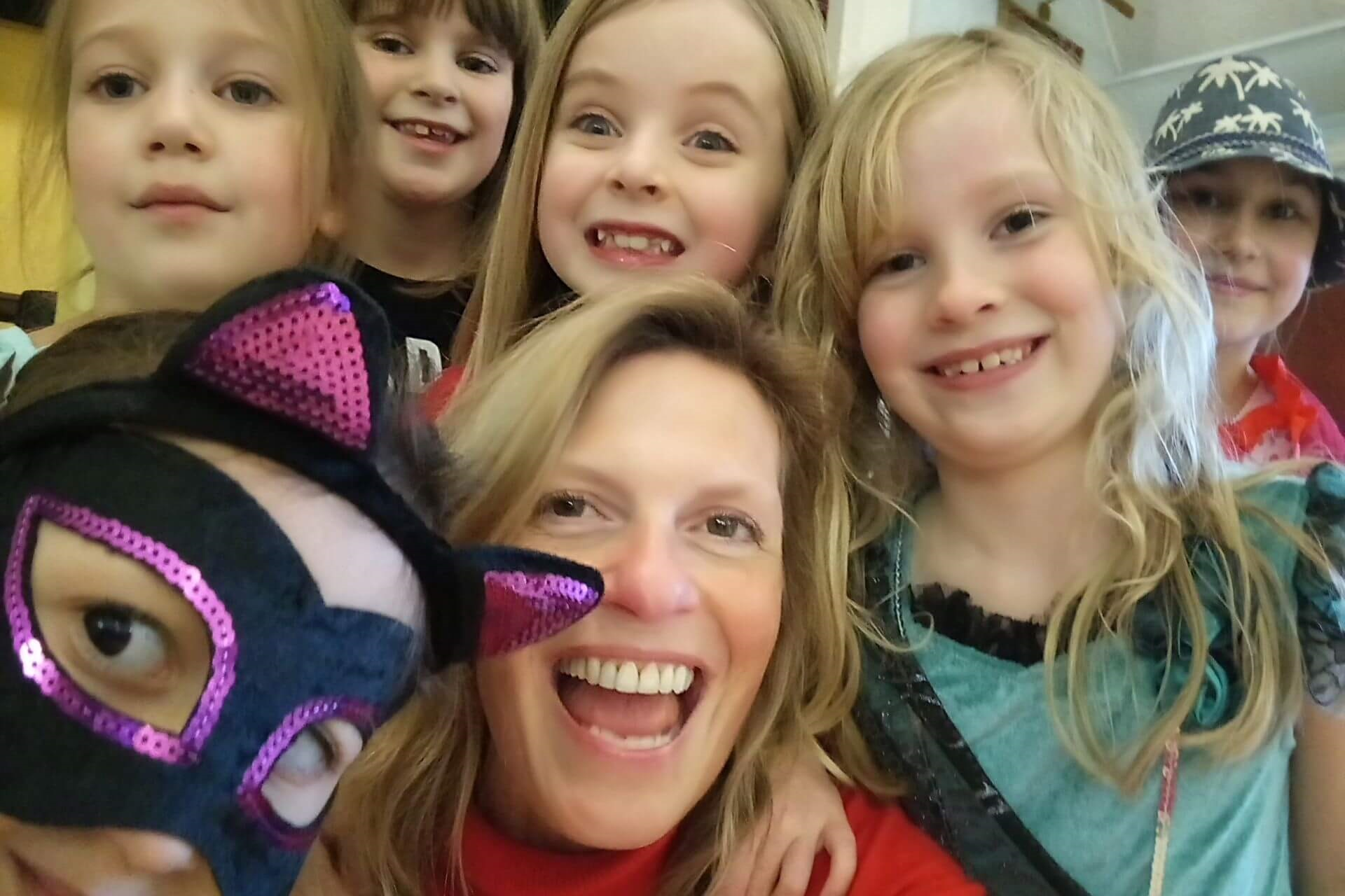 Dance & Yoga for Children with Silvia