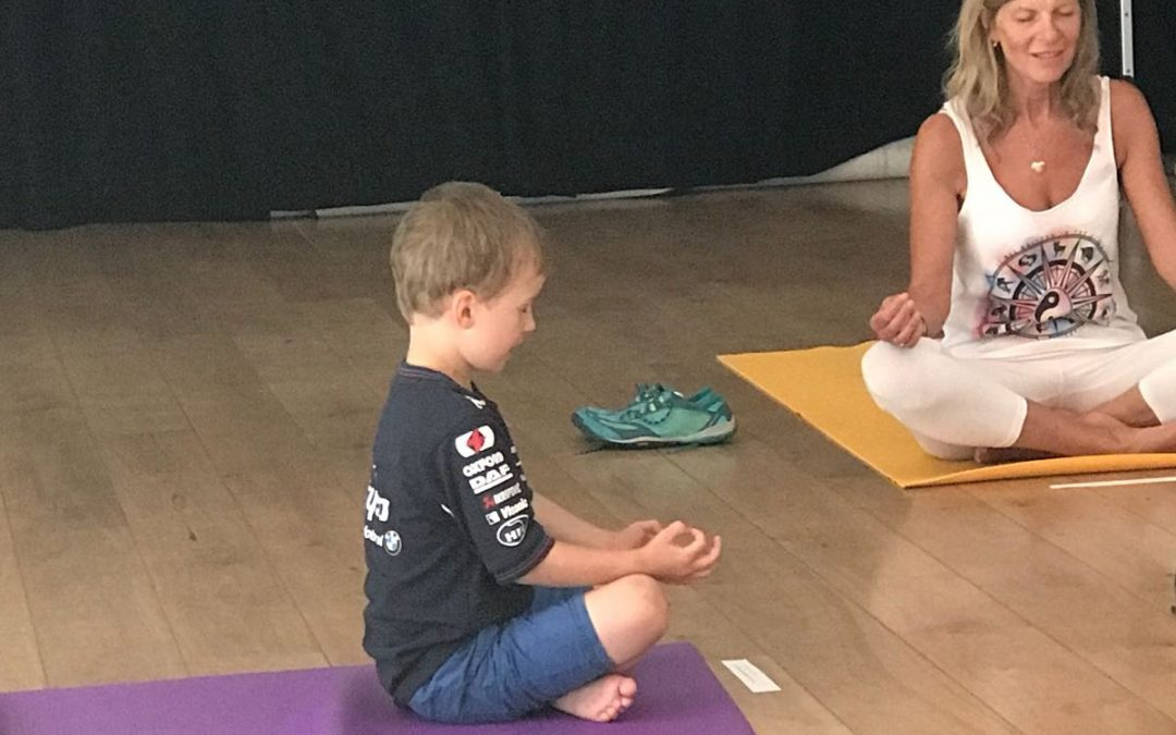 Yoga for Youngsters – introducing youngsters to their own inner Sanctuary in these anxious times!