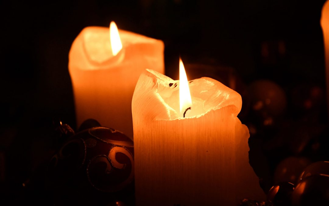 All Hallow's Eve Sat 31 Oct 20 – Om Asatoma Satgamaya – from Darkness to Light!