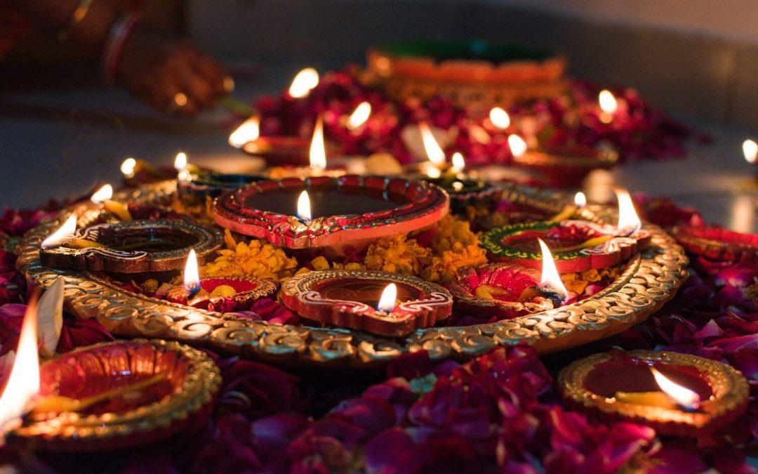 Happy Diwali – Festival of Light dear Yogi Friends!