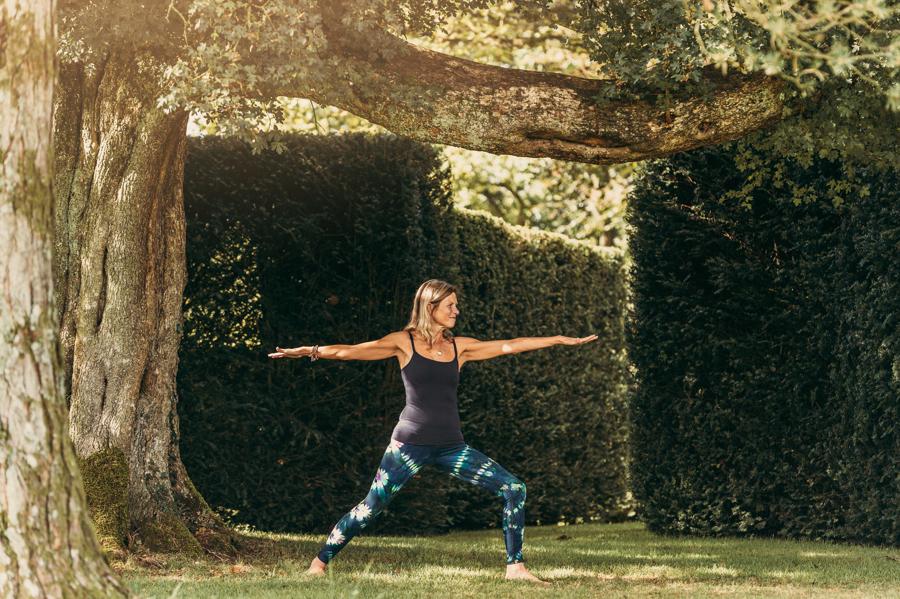 Yoga at Farleigh House Tue 29Sep20