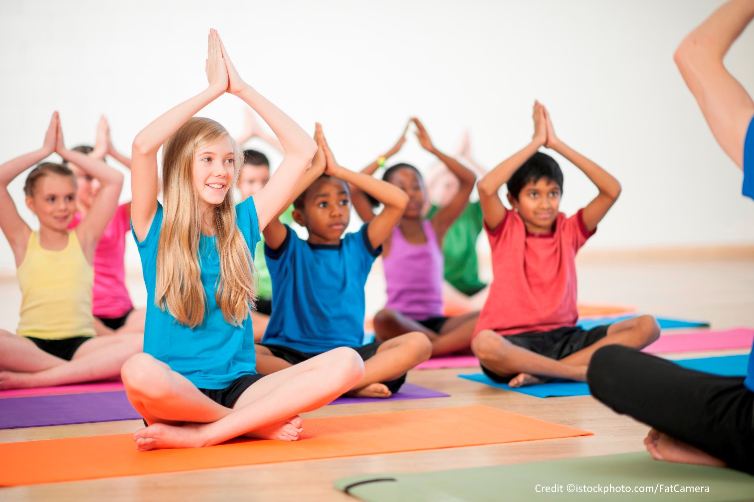 Yoga for Youngsters - introducing youngsters to their own inner Sanctuary in these anxious times!